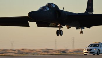 The legendary U-2 spy plane is still in use today -- and
