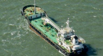 Pirates seize control of tanker off the coast of Somalia