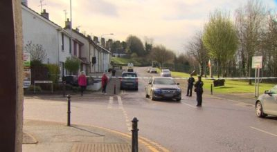 Bombing in Northern Ireland targeted police