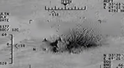 Watch: A-10 strafes a terrorist technical truck – Gun Cam, FLIR – BRRRRT!