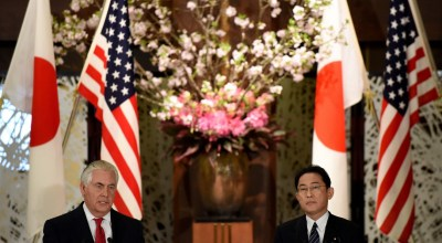 U.S. Secretary of State says diplomatic efforts with North Korea 'have failed.' N.K. minister threatens nuclear war