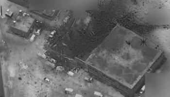 Pentagon denies striking mosque in Syria, says it killed al Qaeda militants