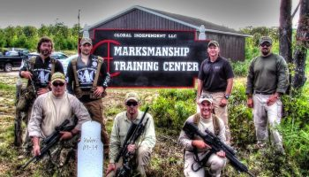 Army Ranger attends Marksmanship Training Center