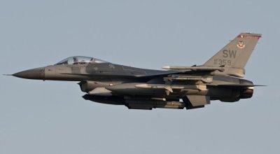 Facing Down Gaddafi's SAMs Over Libya!