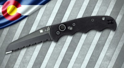 Colorado Governor Signs Switchblade Ban Repeal