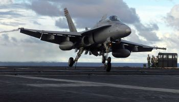 Did You Know Marine Corps F-18 Squadrons Will Deploy on Navy Carriers?