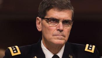 Top U.S. general says more U.S. ground troops needed in Afghanistan