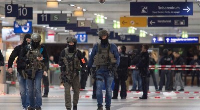 Suspect in German train attack was an asylum seeker from Kosovo, officials say