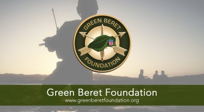 Get Your Rucksacks On for the Green Beret Foundation