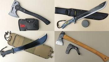 Hackmasters: 15 Must-Own Axes, Tomahawks, Hatchets & Machetes