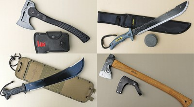 Hackmasters: 15 Must-Own Axes, Tomahawks, Hatchets & Machetes