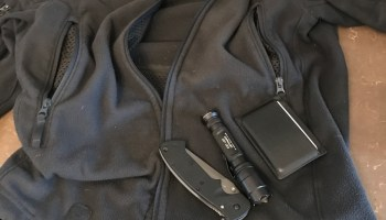 Triple Aught Design Ranger Hoodie | A Minimalists 4-Season Jacket