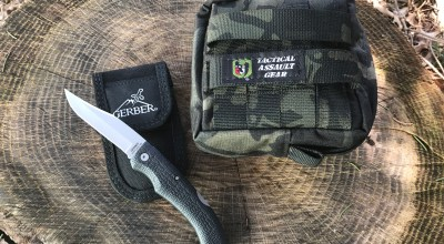 Watch: Tactical Assault Gear (TAG) Mini Utility Pouch