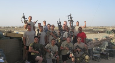 What to do when your platoon sergeant commits war crimes, and other things they don't teach you at the Infantry Officer Course. Part II: Bobby, me, and a semester abroad