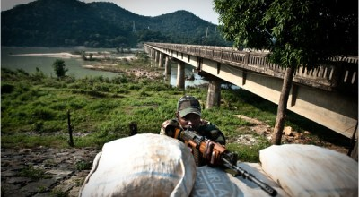 Maoist rebels ambush and kill 11 police officers in India