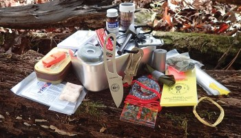 ESEE Mess Tin Survival Kit