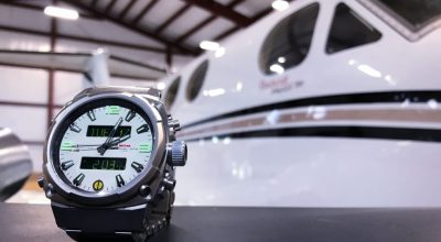 Precision Timepiece | MTM Air Stryk II