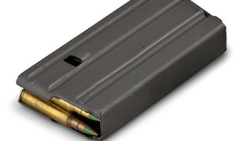Are 20 round AR-15 magazines better than 30 rounders ?