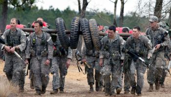 What's the secret to passing Special Forces selection? There isn't one