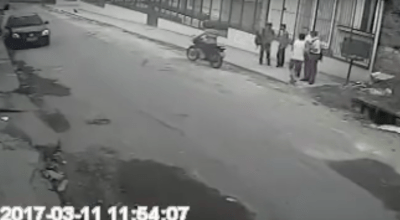 Watch: Brazilian robbers pick on the wrong Mormon missionary
