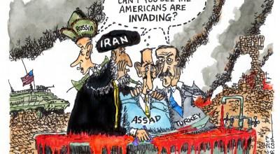 Assad calls U.S. forces 'invaders,' but still hopeful on Trump