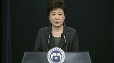 In South Korea, joy at president's ouster — and hopes for a new era