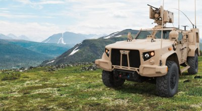 Watch: Could this be a good replacement for the HUMVEE?