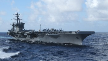 USS Carl Vinson joins South Korean military exercises; N.K. responds with threats 'merciless ultra-precision strikes'