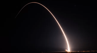 Watch: United Launch Alliance's Nighttime Delta IV Launch!