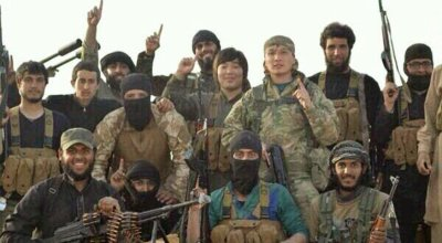New ISIS video targets China, shows Chinese Muslims fighting in Iraq