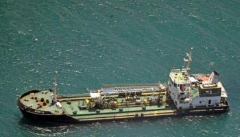 Pirates demand ransom for 8 men held on captured oil tanker