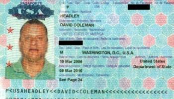 American terrorist operative David Headley & the vicious siege of Mumbai