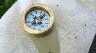 Tru-Nord Compass: The Most Durable Button Compass