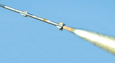 Navy team develops powerful new ramjet missile in just six months using off the shelf parts