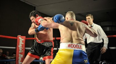 Remembrance Rumble redux: British and US special operations veterans to box for charity