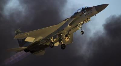 Syrian government claims to have downed Israeli jet inside Syria