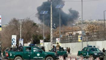 30 people killed as Islamic State gunmen dressed as doctors storm a Kabul hospital