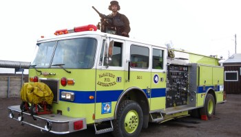 Armed firefighters and EMTs are a bad idea