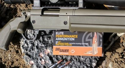 Sig HT hunting line of solid copper bullet ammunition: Now in 223 Rem and 308 Win