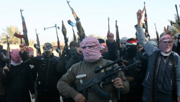 Why 42% of Americans are mostly right when they say the U.S. is winning the War on Terror