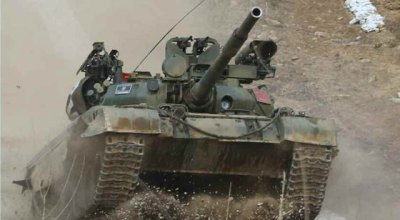 North Korea's 'tacticool' tank upgrades on display in military competition