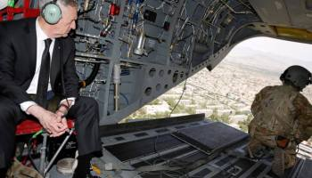 James Mattis weighs in on Taliban attack from Afghanistan