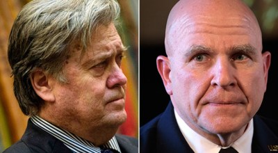 Bannon removed from security council as McMaster asserts control