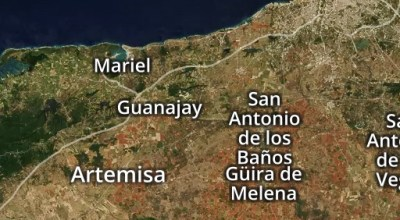 Military plane crashes in Cuba killing all eight on board