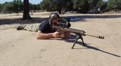 Former Navy SEAL Sniper Instructor reviews the Barrett MRAD Rifle