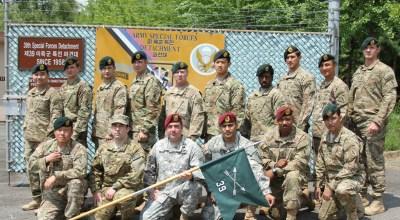 Special Forces Detachment Korea: Delta Force trains Korea's 707th Special Mission Battalion (Part 17)