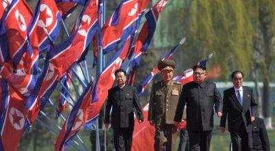 North Korea test fires ballistic missile shortly after US-South Korea talks