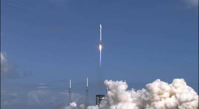 Watch: Orbital ATK Cygnus Launches the S.S. John Glenn to the International Space Station!