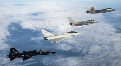 Royal Air Force and French Air Force to join U.S. in exercise Atlantic Trident 17