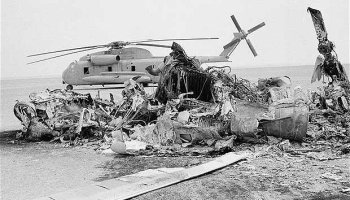 Operation Eagle Claw, Disaster At Desert One Brings Changes to Special Operations